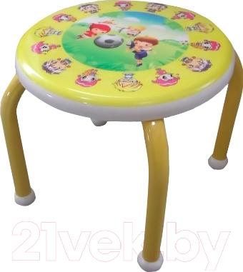 Стул детский Romika RM-0005/MH (желтый)