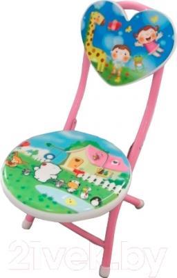 Стул детский Romika RM-0008/MH (розовый)
