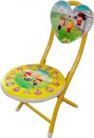 Стул детский Romika RM-0008/MH (желтый) -