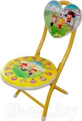 Стул детский Romika RM-0008/MH (желтый)