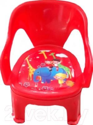 Стул детский Romika RM-0007/MH (красный)