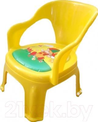 Стул детский Romika RM-0007/MH (желтый)