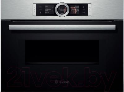 Электрический духовой шкаф Bosch CMG636BS1