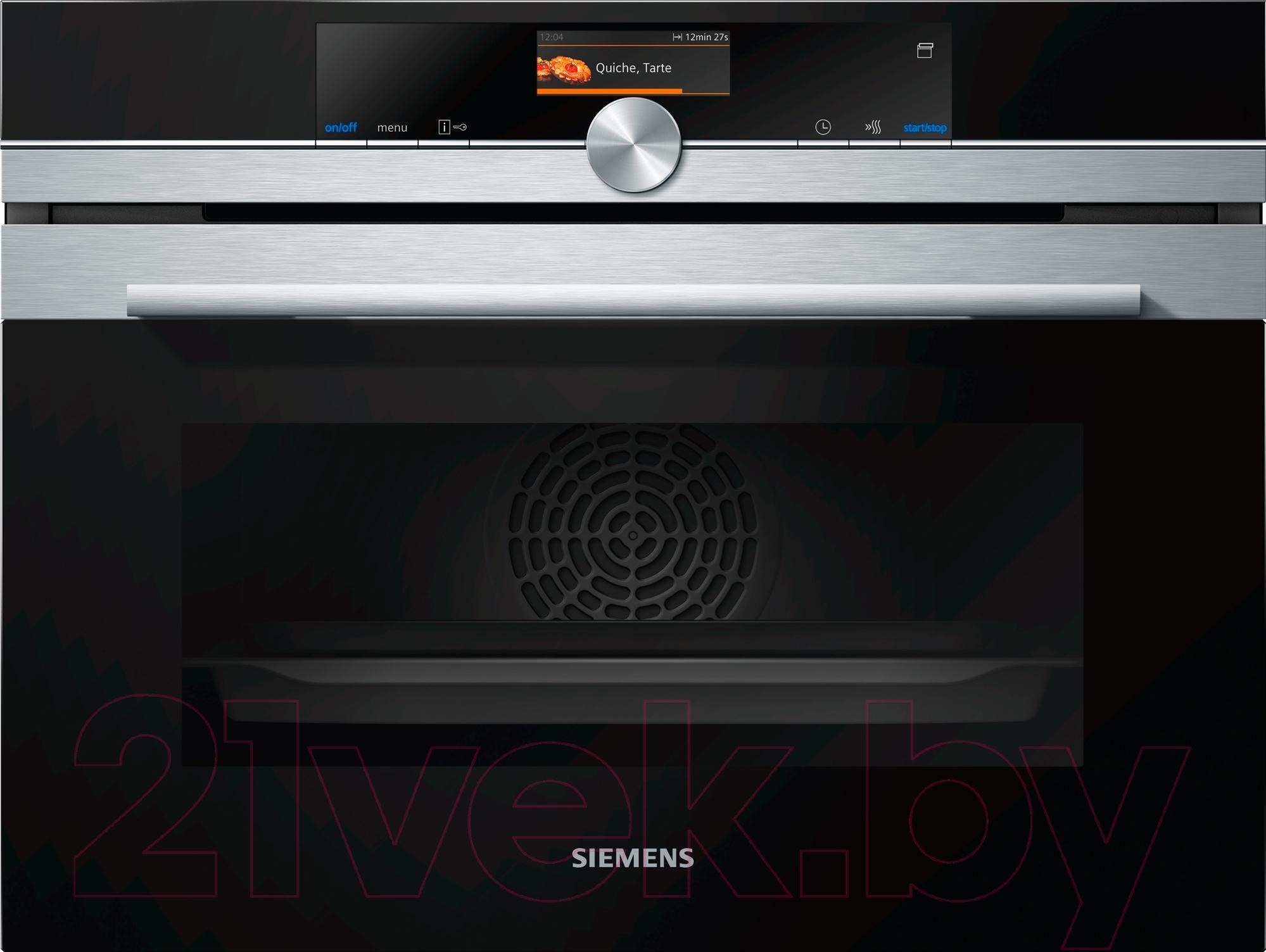 Электрический духовой шкаф Siemens