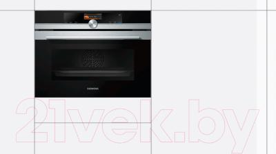Электрический духовой шкаф Siemens CS636GBS1