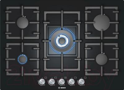 Газовая варочная панель Bosch PPQ716B91E
