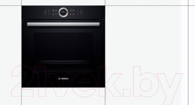 Электрический духовой шкаф Bosch HBG633TB1