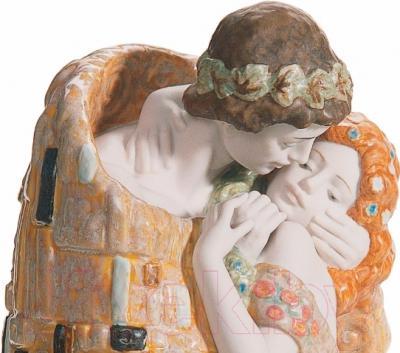 """Статуэтка Lladro Klimt """"Поцелуй"""""""