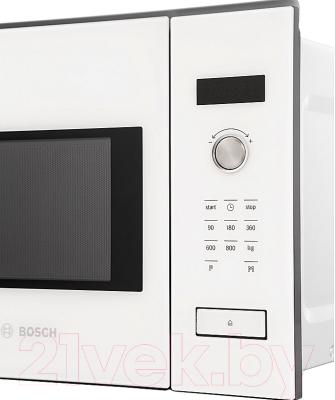 Микроволновая печь Bosch HMT75M624 - панель