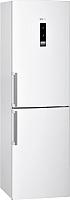 Холодильник с морозильником Siemens KG39NXW15R -