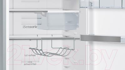 Холодильник с морозильником Siemens KG39NXX15R