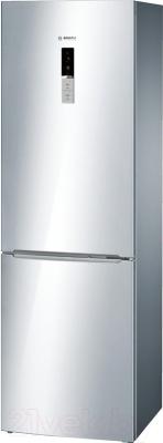 Холодильник с морозильником Bosch KGN36VI15R
