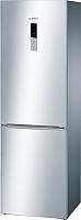 Холодильник с морозильником Bosch KGN36VL15R -
