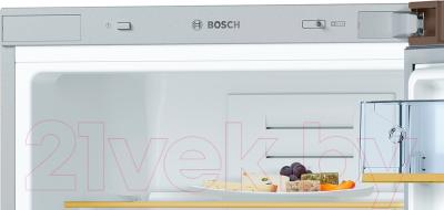 Холодильник с морозильником Bosch KGN39AD18R