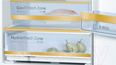 Холодильник с морозильником Bosch KGN39AV18R
