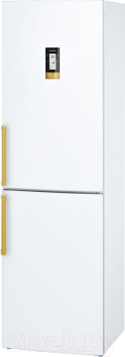 Холодильник с морозильником Bosch KGN39AW18R