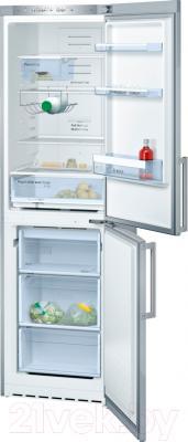 Холодильник с морозильником Bosch KGN39VI13R