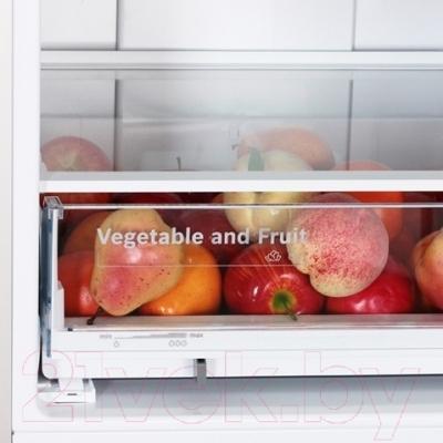 Холодильник с морозильником Bosch KGN39VK19R