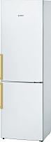 Холодильник с морозильником Bosch KGV36XW28R -