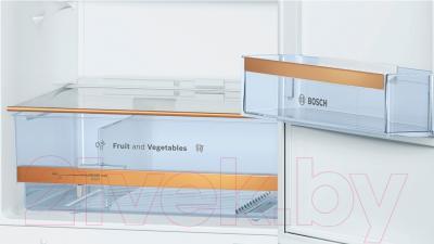 Холодильник с морозильником Bosch KGV36XW28R