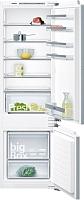 Холодильник с морозильником Siemens KI87VVF20R -