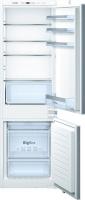 Холодильник с морозильником Bosch KIN86VS20R -