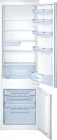 Холодильник с морозильником Bosch KIV38V20RU -
