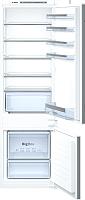 Холодильник с морозильником Bosch KIV87VS20R -