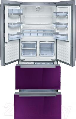 Холодильник с морозильником Bosch KMF40SA20R