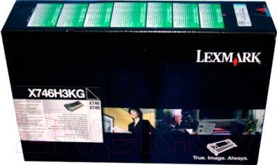 Картридж Lexmark X746H3KG