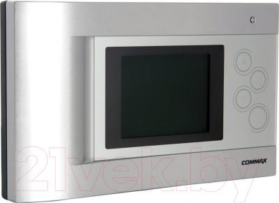 Видеодомофон Commax CDV-43Q (серебристый)
