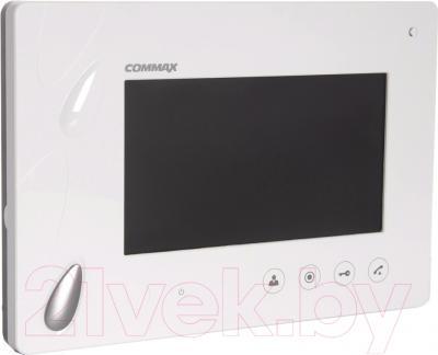 Видеодомофон Commax CDV-70P (серебристый)