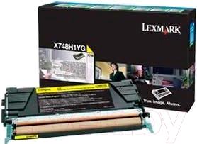 Картридж Lexmark X748H3YG