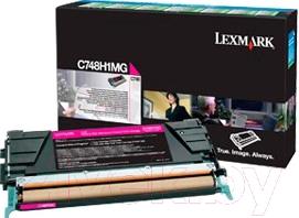 Картридж Lexmark X748H3MG