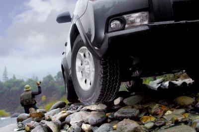 Летняя шина Goodyear Wrangler All-Terrain Adventure 235/85R16 120/116R