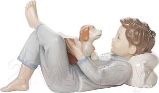 "Статуэтка Lladro Nios ""Я расскажу тебе сказку"""