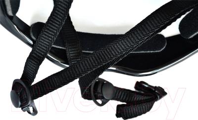 Защитный шлем Sundays PW-904-265 (L, зеленый) - шлейки