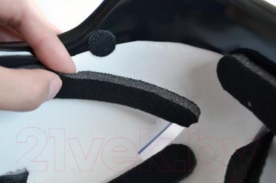 Защитный шлем Sundays PW-904-265 (XL, зеленый) - съемные вкладыши