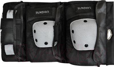 Комплект защиты Sundays PW-310 (размер L)