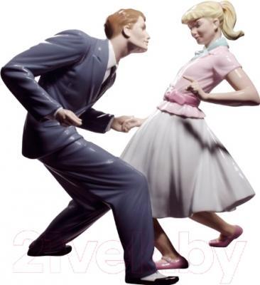 """Статуэтка Lladro Profesiones """"Потанцуем?"""""""