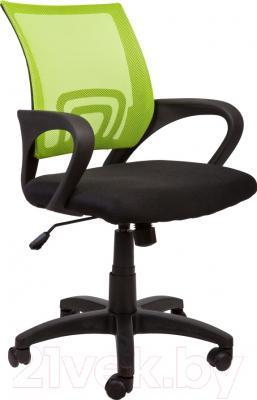 Кресло офисное Седия Omega (зелено-черный)