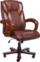 Кресло офисное Седия Bern (коричневый) -
