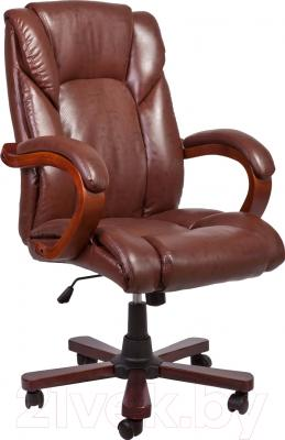 Кресло офисное Седия Bern (коричневый)