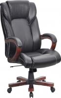 Кресло офисное Седия Bern (черный) -