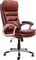 Кресло офисное Седия London Eco (коричневый) -