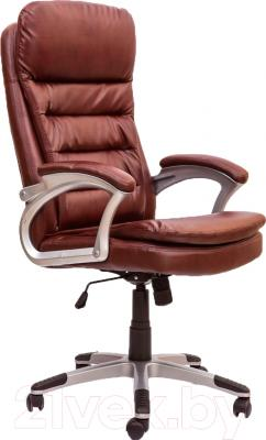 Кресло офисное Седия London Eco (коричневый)