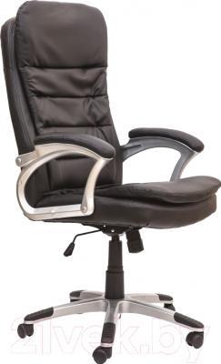 Кресло офисное Седия London Eco (черный)