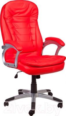 Кресло офисное Седия Rinaldi (красный)