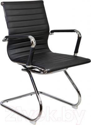Стул офисный Седия Mariani Chrome Eco (черный)