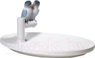 "Блюдо Lladro The Parrot Party ""Parrot Love"""